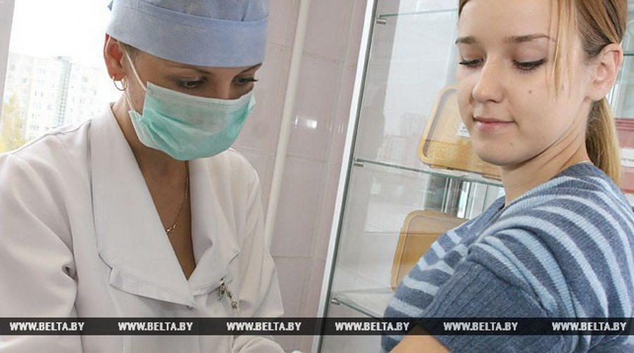 В Брестской области планируют привить от гриппа более 500 тысяч человек