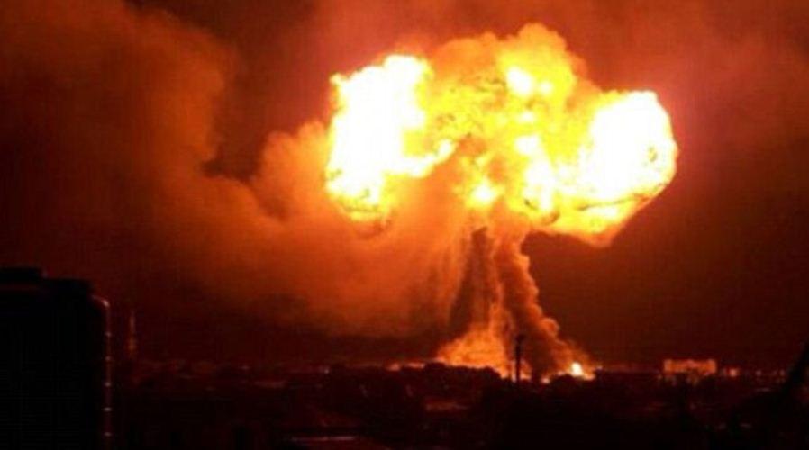 На автозаправочной станции в Гане прогремел взрыв, есть погибшие (видео)