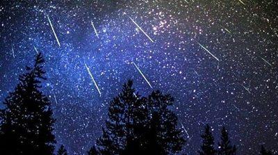 В ночь на 21 октября белорусы смогут увидеть звездопад