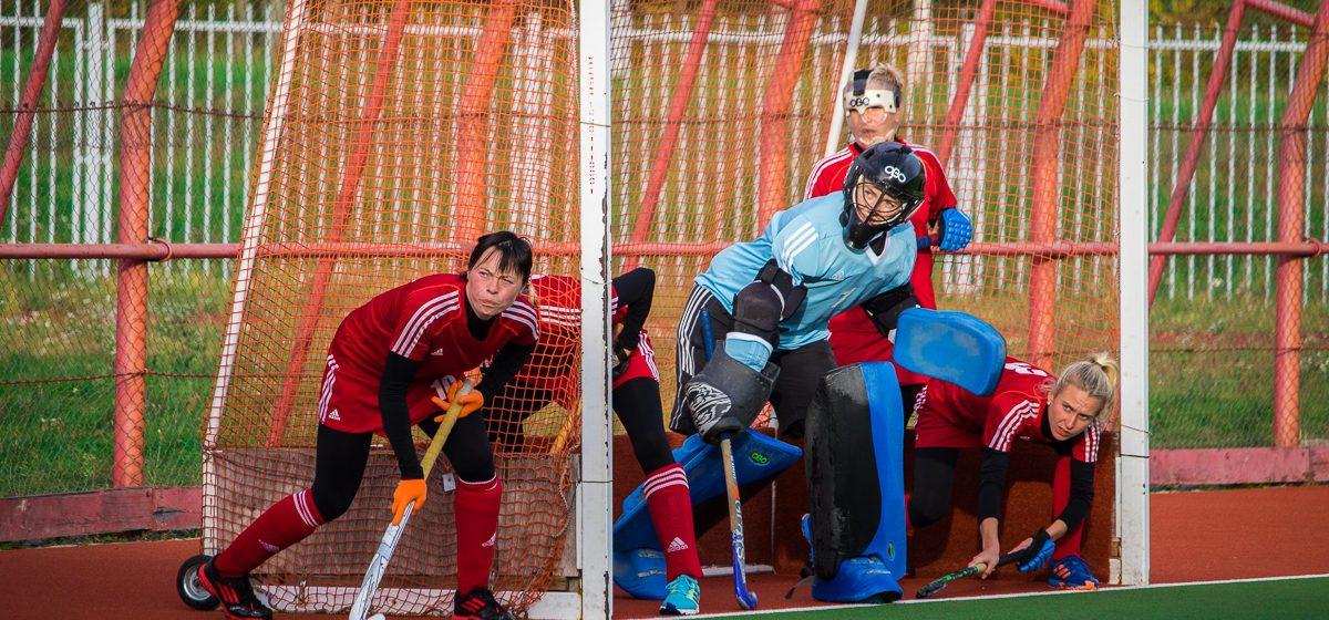 Хоккеистки «Текстильщика-БарГУ» проиграли в домашнем туре «Ритму» из Гродно