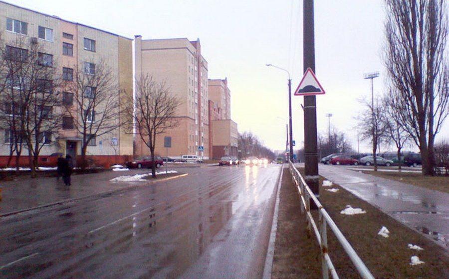 Госавтоинспекция Минска в перспективе планирует отказаться от «лежачих полицейских»