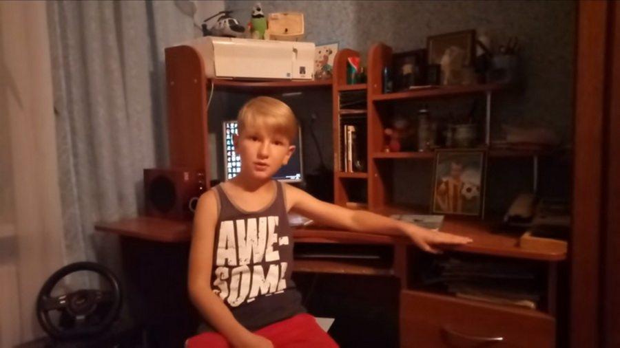 В Могилеве 8-летний школьник записал видеообращение к Лукашенко: «Мы что, не люди?»