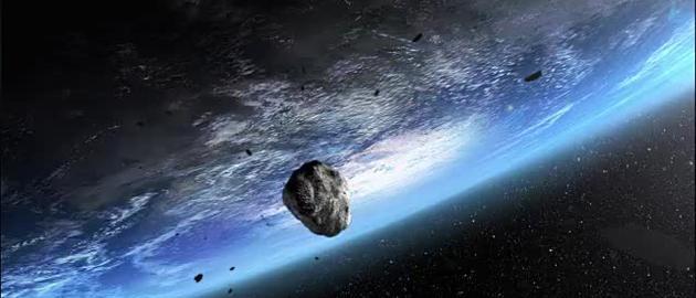 В октябре к Земле приблизится огромный астероид