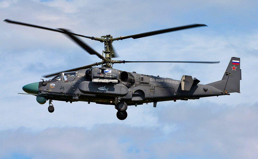 Вертолет, обстрелявший зрителей на учениях «Запад-2017», позже выстрелил по складу