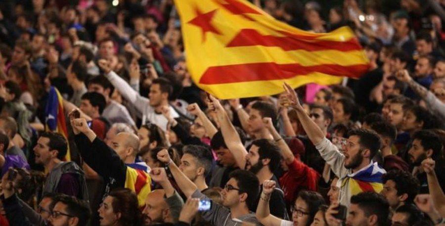 В Каталонии 90% жителей проголосовали за независимость