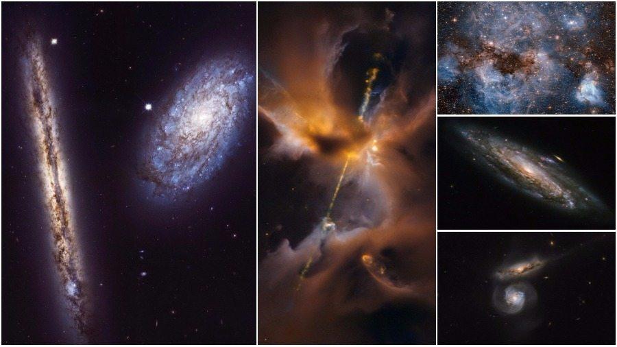 Неописуемая красота космоса: лучшие фото НАСА в Instagram