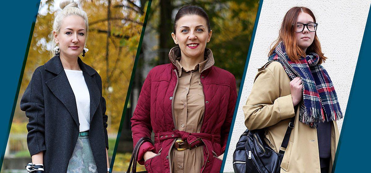 Модные Барановичи: Как одеваются директор бутика, студентка и стилист-консультант