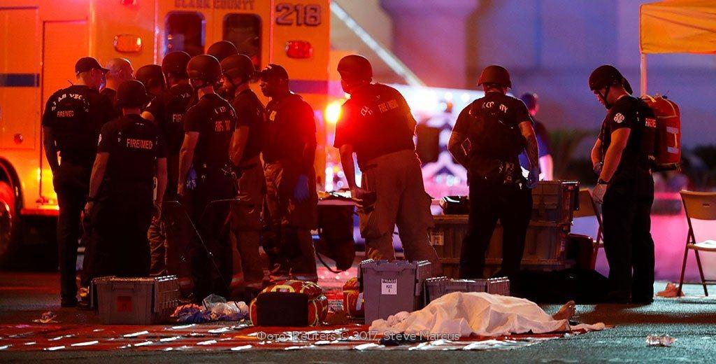 Самое массовое убийство в истории США: более 50 убито, сотни раненых