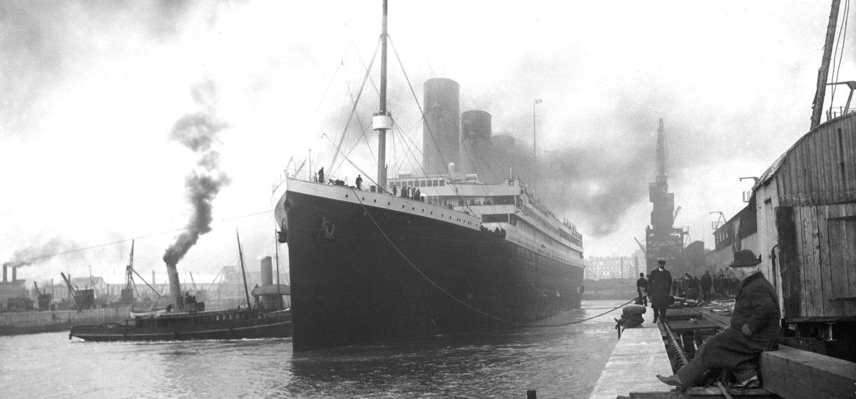 На аукционе в Британии письмо пассажира «Титаника» продали за 166 тысяч долларов