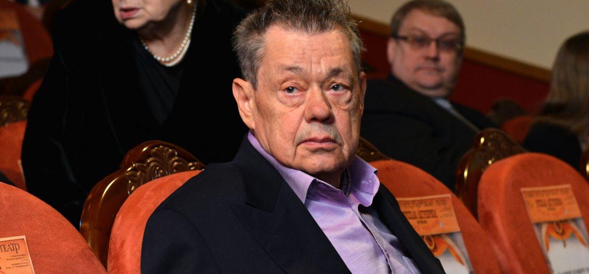 У Николая Караченцова нашли злокачественную опухоль
