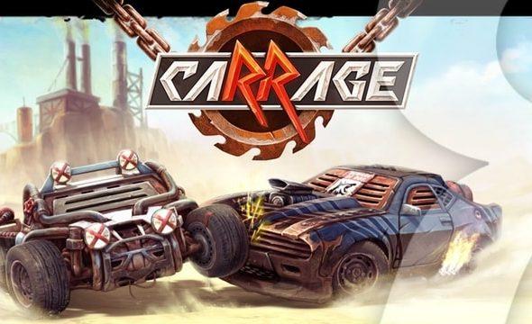 «Carrage» — гонки на безумных машинах