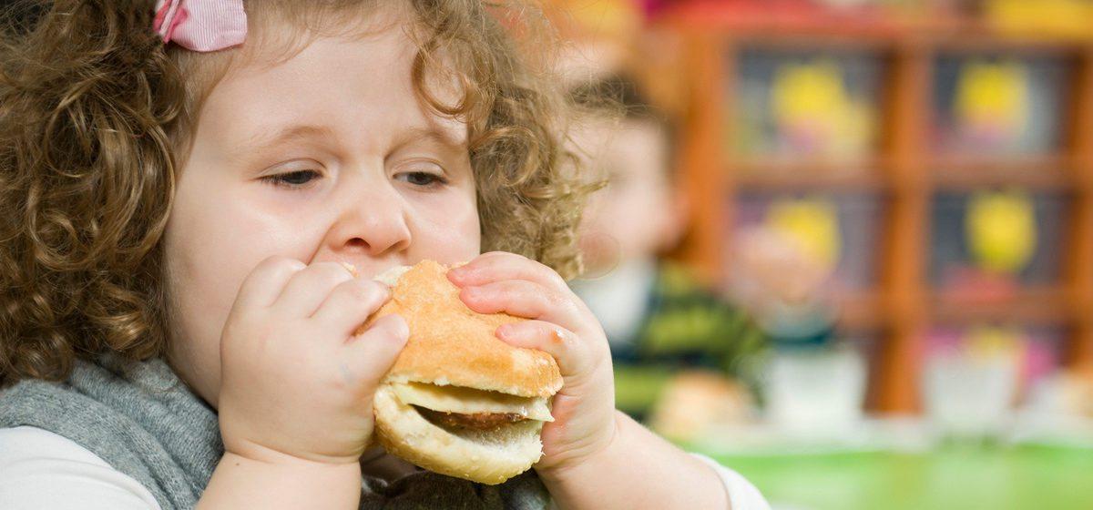 Детей с ожирением стало больше: за 40 лет их количество выросло в 10 раз