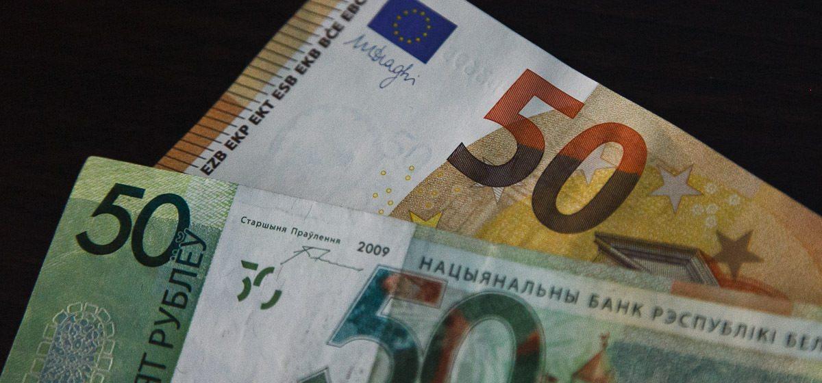 В Беларуси увеличились среднедушевые денежные доходы
