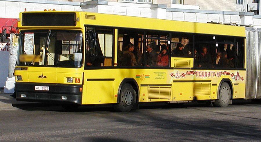 В Барановичах в День Республики автобусы пойдут в объезд центра города (расписание и маршруты)