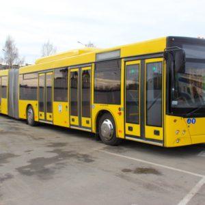 Барановичский автопарк отменит рейсы некоторых маршрутов №№ 14 и 30