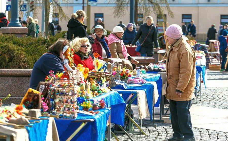 В Беларуси ремесленникам разрешили торговать в мастерских