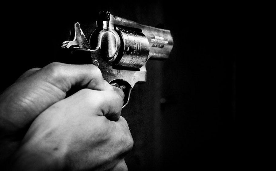 В Бразилии женщина сняла на телефон собственное убийство (видео)