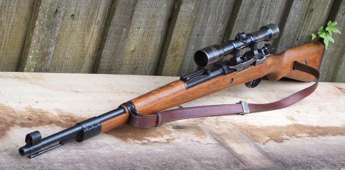 В Барановичском районе у браконьера изъяли карабин «Маузер» с оптическим прицелом