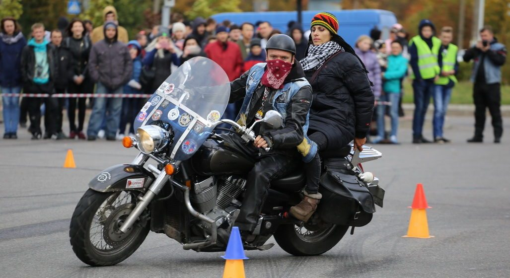 Барановичские байкеры закрыли сезон-2017
