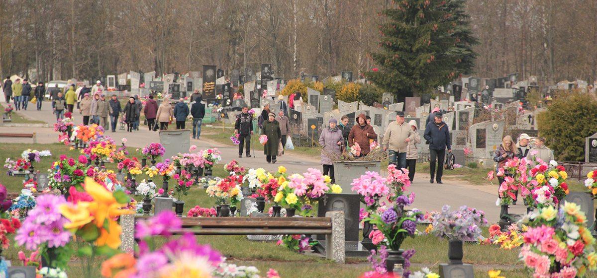 Расписание и места проведения богослужений на «Деды» в Барановичах*.