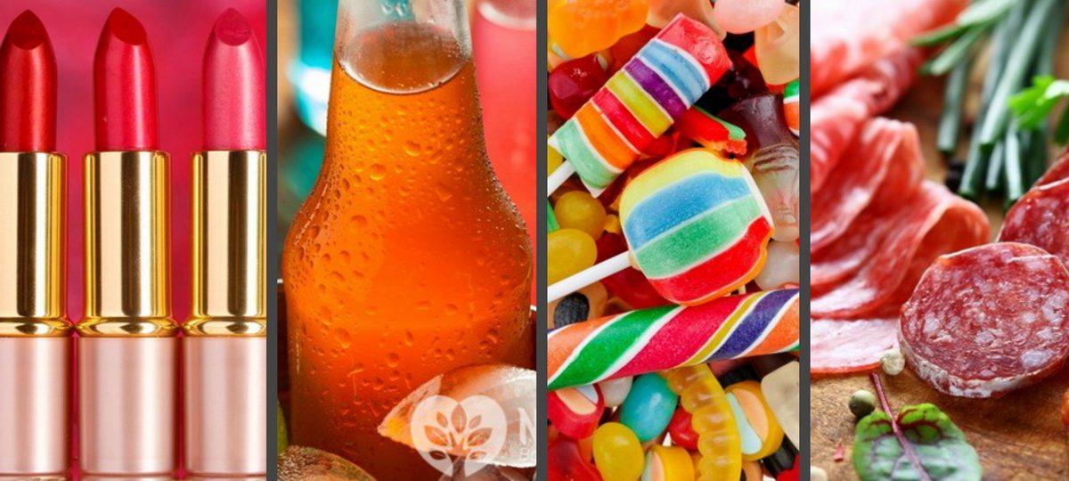 Десять наиболее опасных пищевых добавок