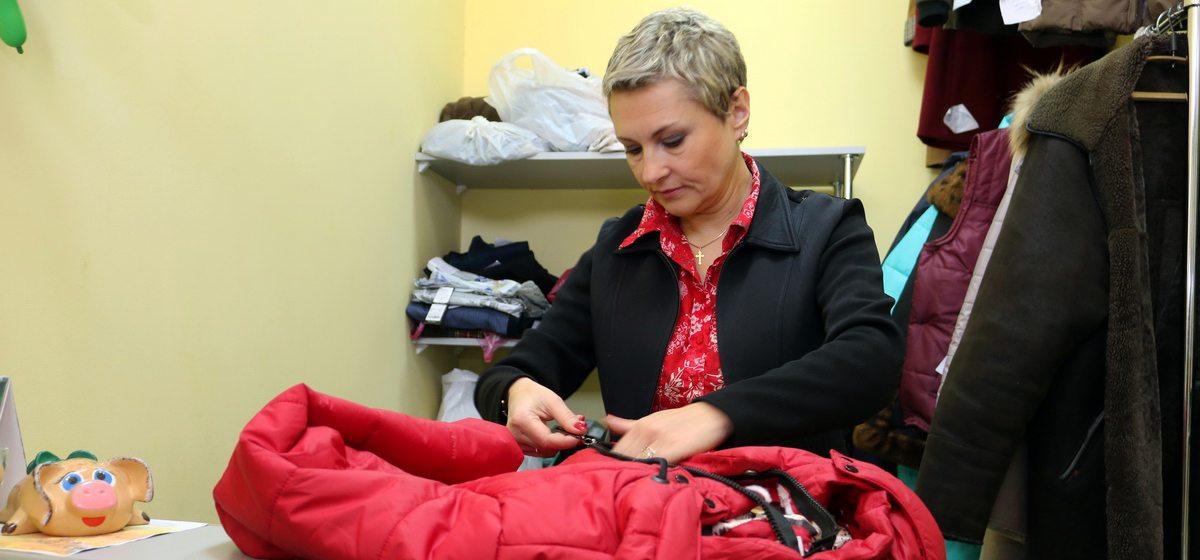 Мое дело. Владелица ателье по ремонту одежды в Барановичах рассказала, как начинала бизнес с двух швейных машинок