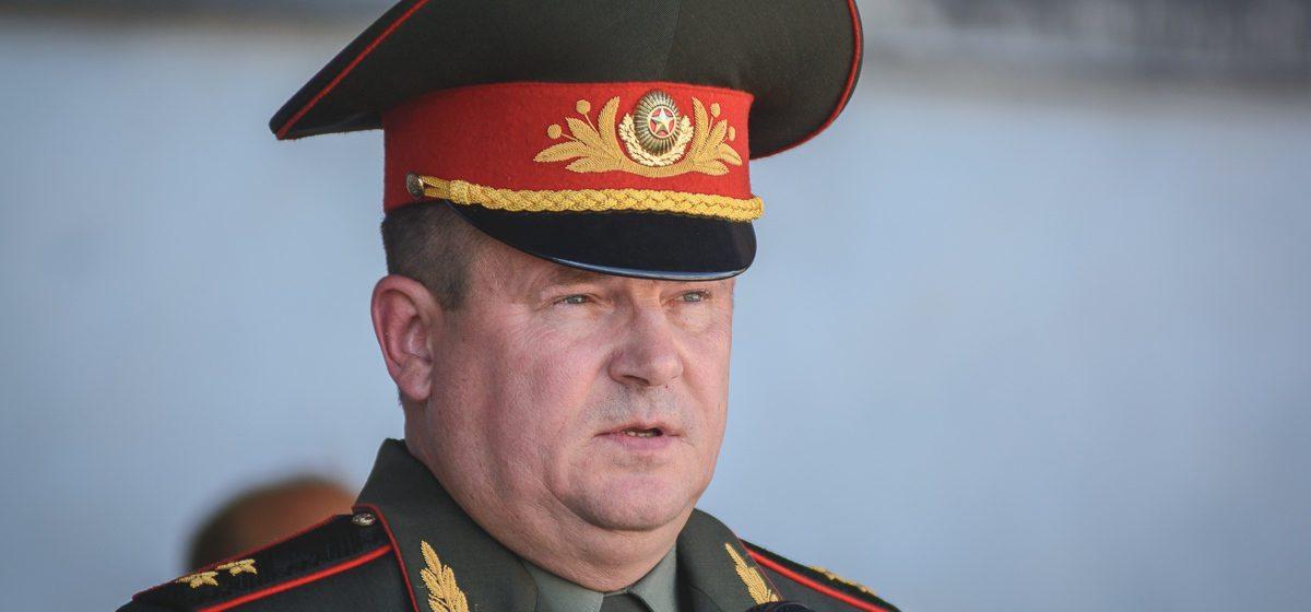 Министр обороны выразил соболезнования родне погибшего в Печах солдата и прокомментировал его смерть