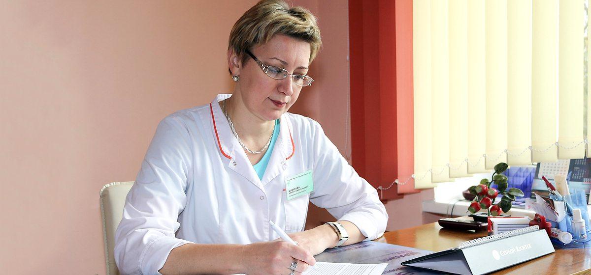 Барановичский ревматолог: «Получают переломы, даже лежа в кровати»