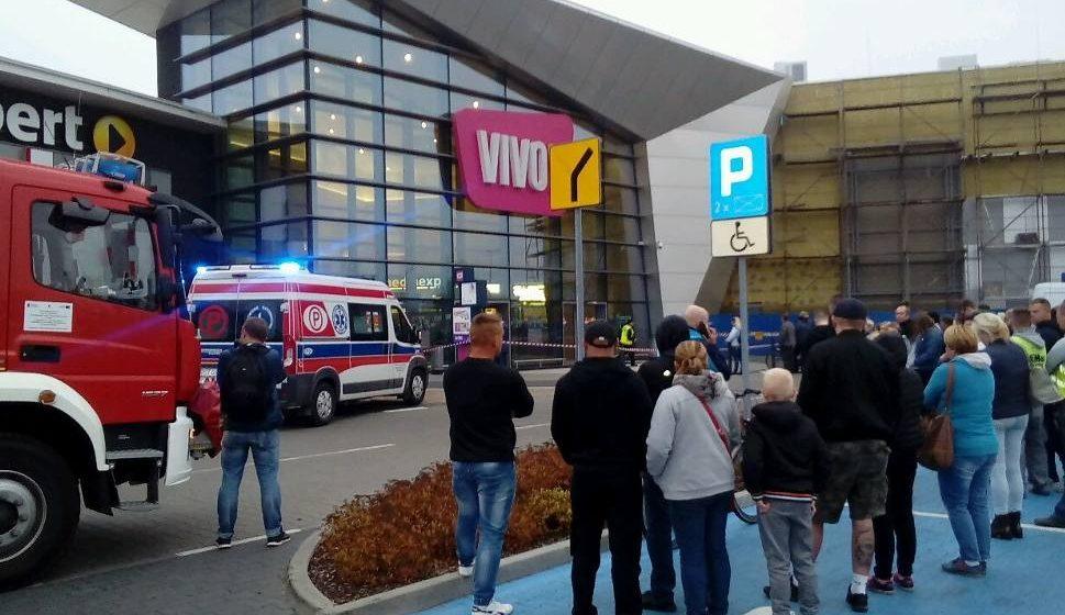 В Польше мужчина с ножом напал на прохожих, есть жертвы