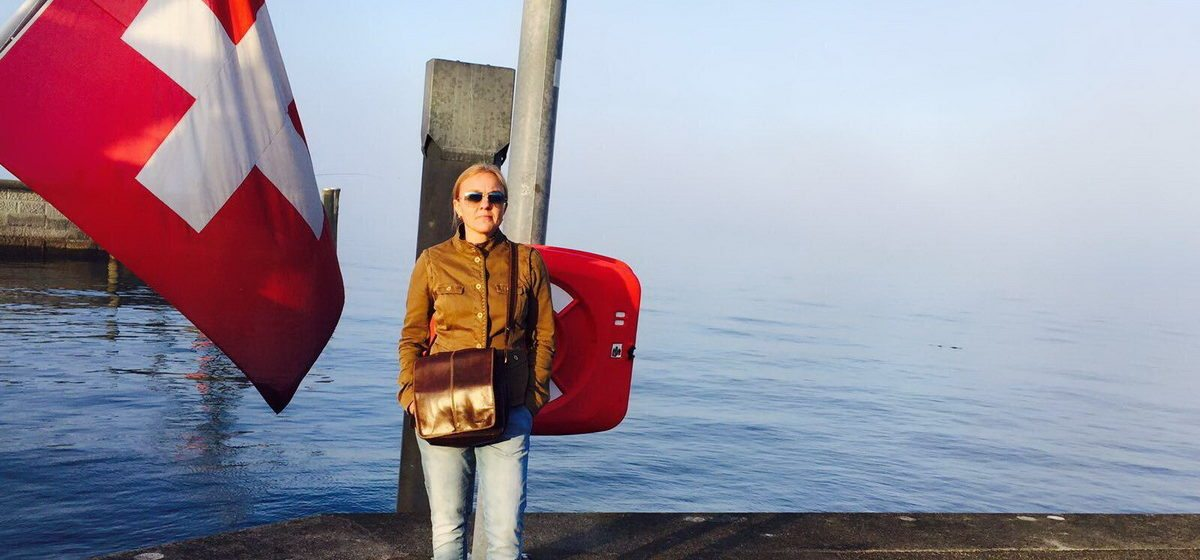 Барановичи в эмиграции. Швейцария