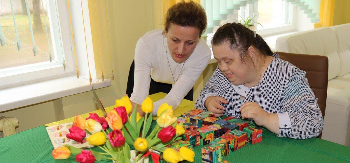 В Барановичах открылось второе отделение дневного пребывания для молодых инвалидов