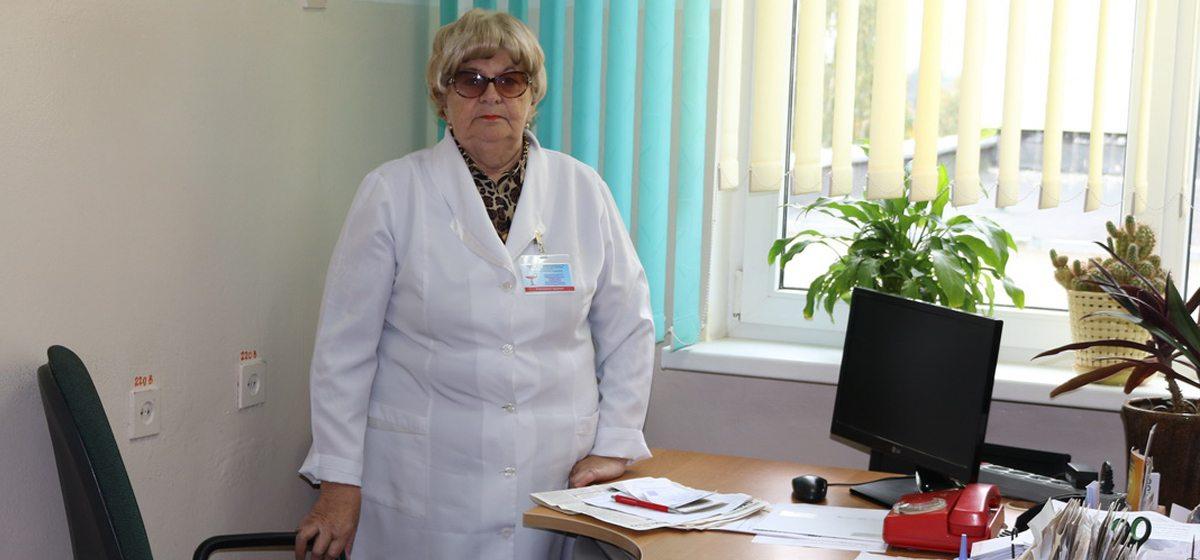 Барановичский врач-геронтолог: «Часто слышу от пациентов «Хочу скорее умереть»