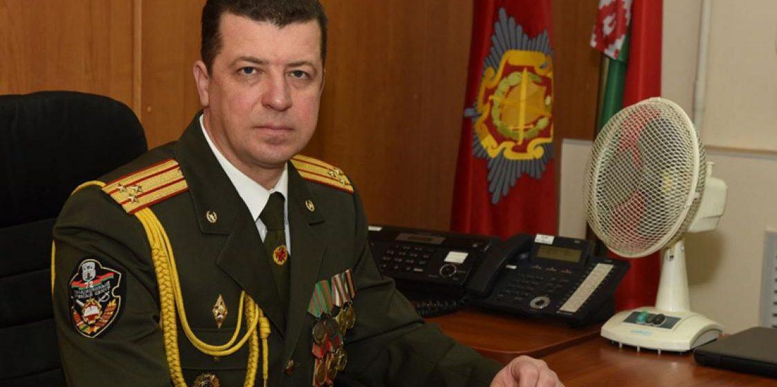 Лукашенко освободил от занимаемой должности начальника 72-го объединенного учебного центра в Печах