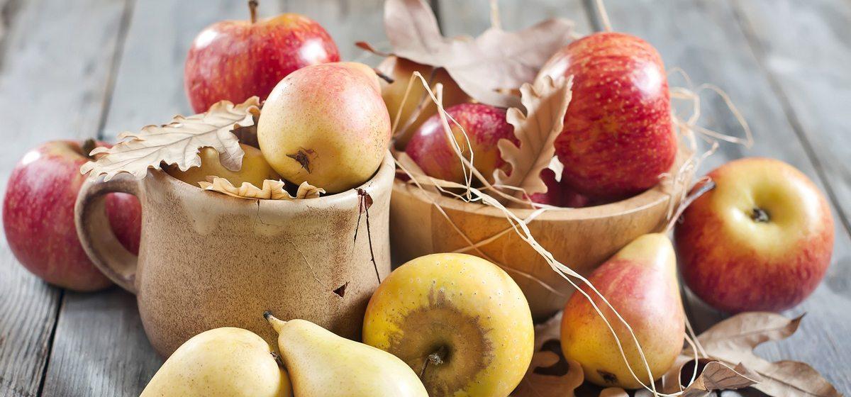 Что влияет на сохранность фруктов