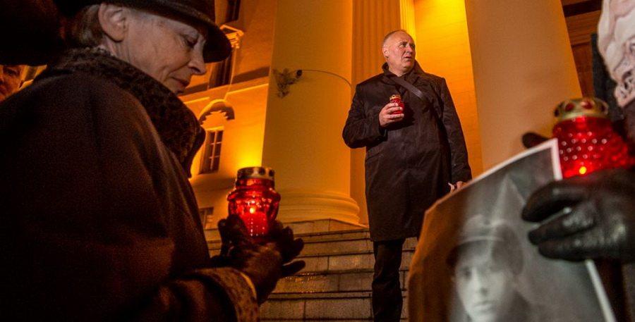 В Минске задержали оппозиционного политика Николая Статкевича