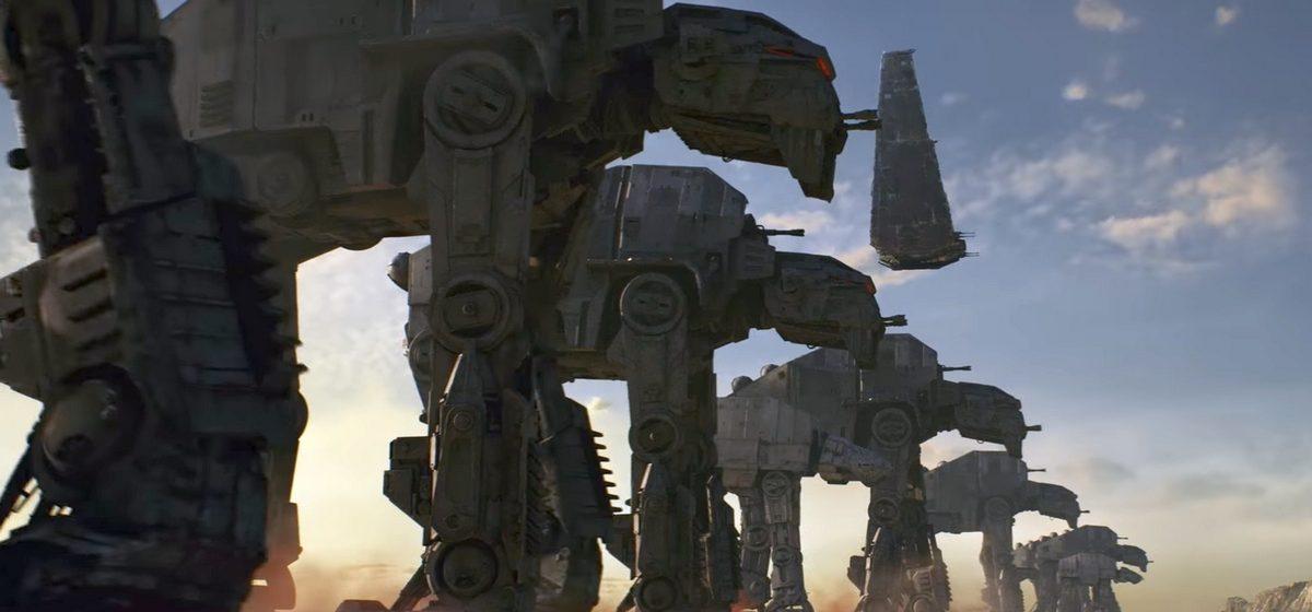 Вышел новый трейлер восьмых «Звездных войн»