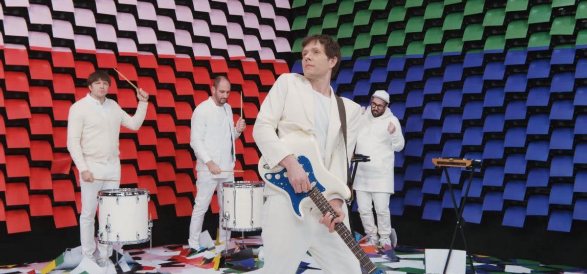 Группа OK Go сняла клип с работающими 567 принтерами