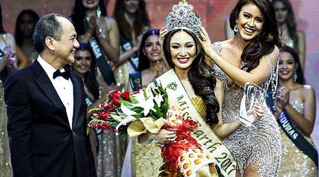 «Мисс Земли» стала преподаватель из Филиппин