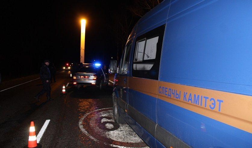 В ДТП разорвало авто: пять молодых людей погибли в Городокском районе