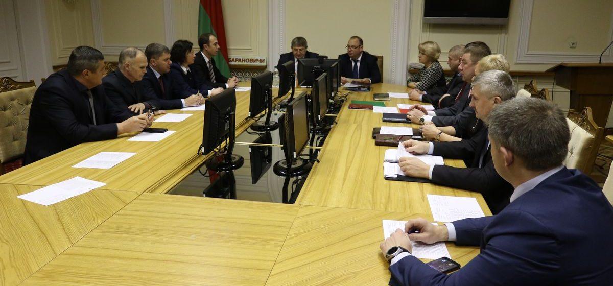 Кто вошел в Барановичскую городскую избирательную комиссию