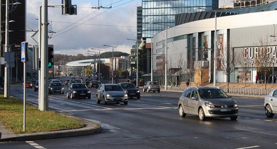 В Литве вступили в силу новые ПДД