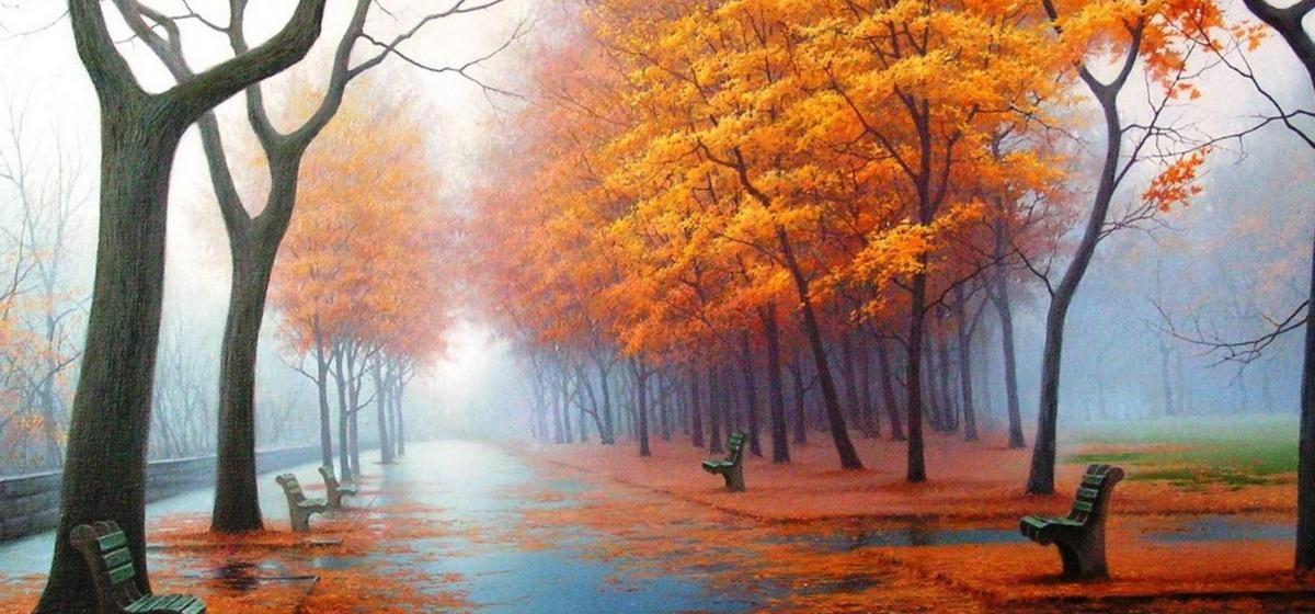 В ближайшие дни в Барановичах по утрам ожидается гололед и туман