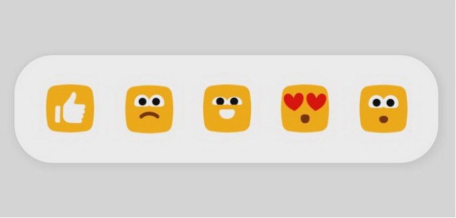 В социальной сети «Одноклассники» внедрили кнопки «Печаль», «Шок» и «Ахаха»
