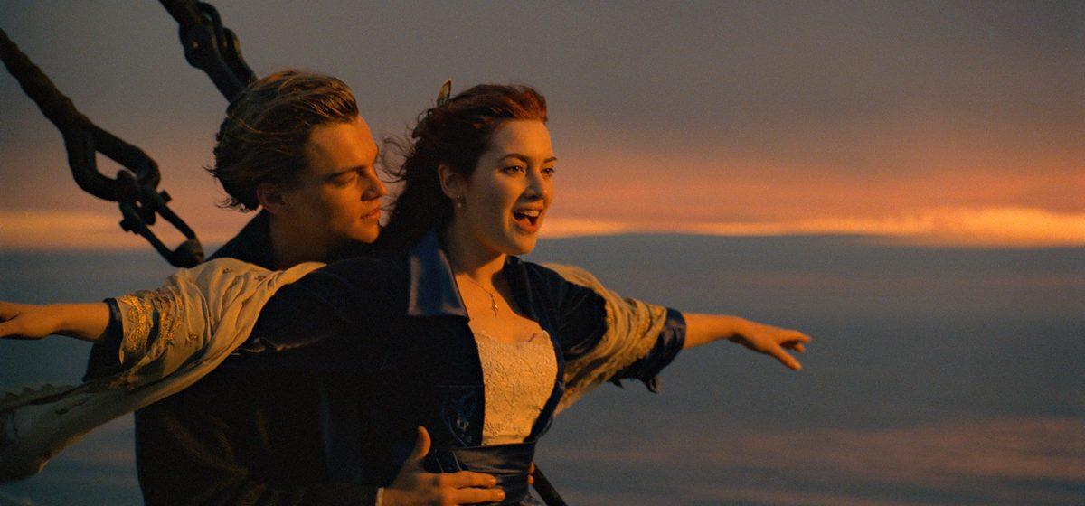 В сети появилось видео вырезанной сцены из концовки «Титаника»
