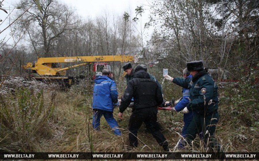 В Могилевской областной больнице умер второй мальчик, на которого упала плита недостроя