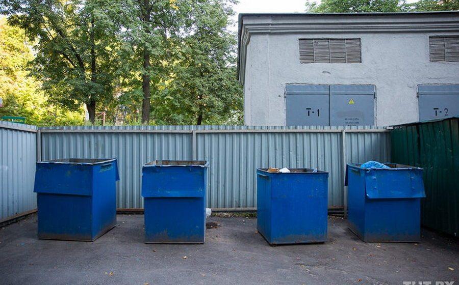 В Беларуси разработали новый подход к формированию тарифов на вывоз мусора