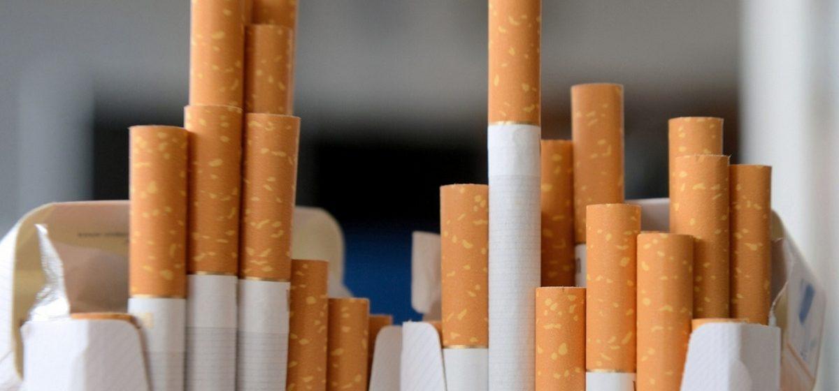 С 1 августа в Беларуси подорожают некоторые марки сигарет