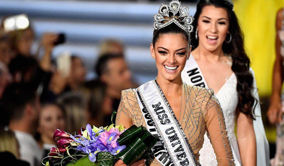 В Лас-Вегасе выбрали «Мисс Вселенная-2017»