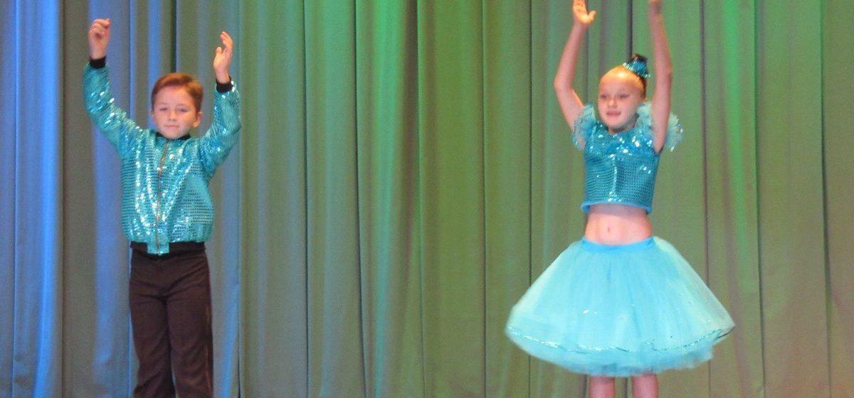 Юные танцоры из Барановичей победили во II Открытом фестивале-конкурсе «Золотые ритмы осени» 2017