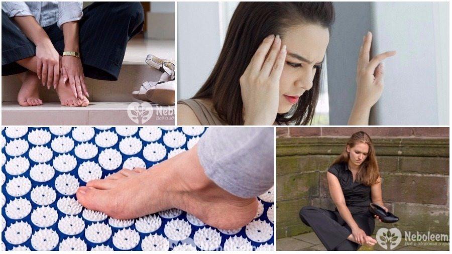 Тромбоз глубоких вен: восемь симптомов, сигнализирующих об опасности